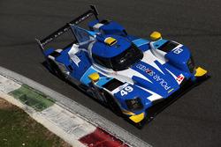 #49 High Class Racing, Dallara P217 - Gibson: Dennis Andersen, Anders Fjordbach