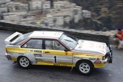 Walter Röhrl, Christian Geistdörfer, Audi Quattro A2