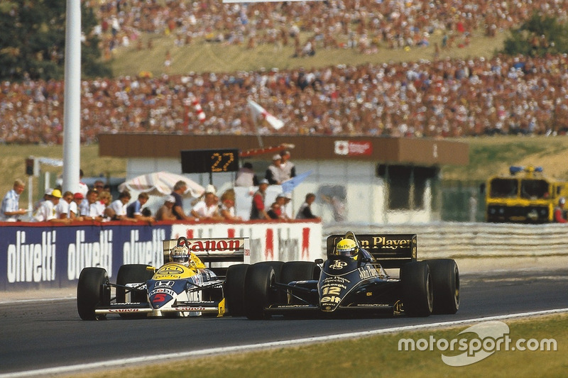 Duel with Piquet
