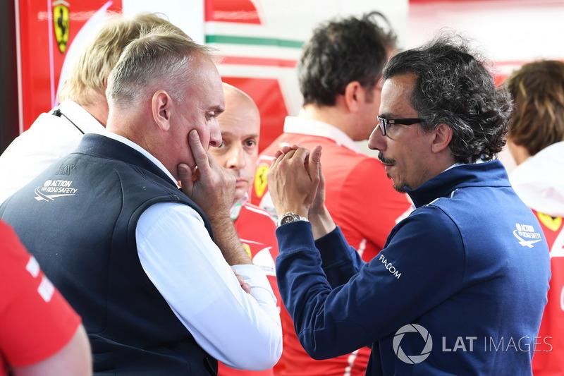 Делегат FIA з безпеки
