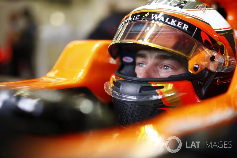 Fernando Alonso, McLaren
