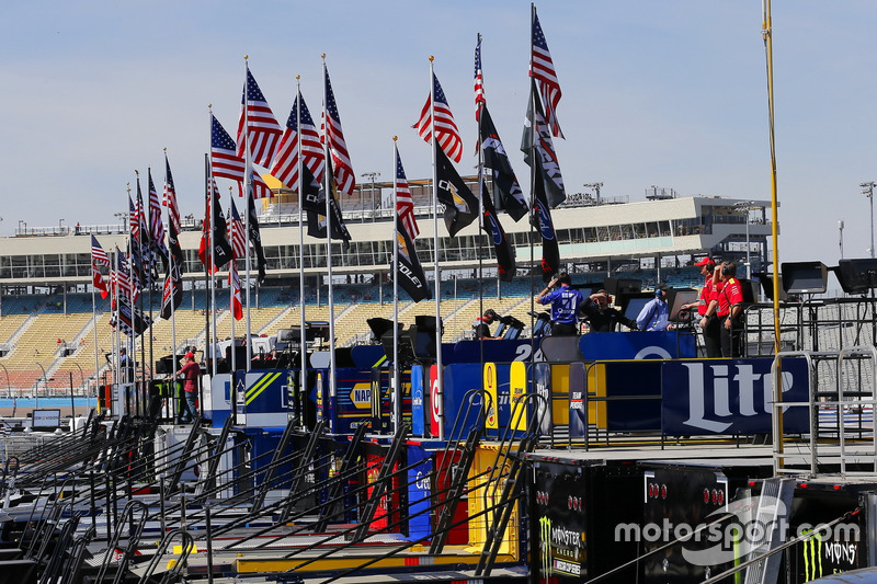 Renntransporter: Monster Energy NASCAR Cup Series