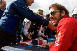 Jean-Éric Vergne, CEFC Manor TRS Racing
