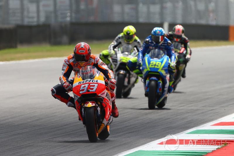 Márquez sur le point de rattraper Lorenzo