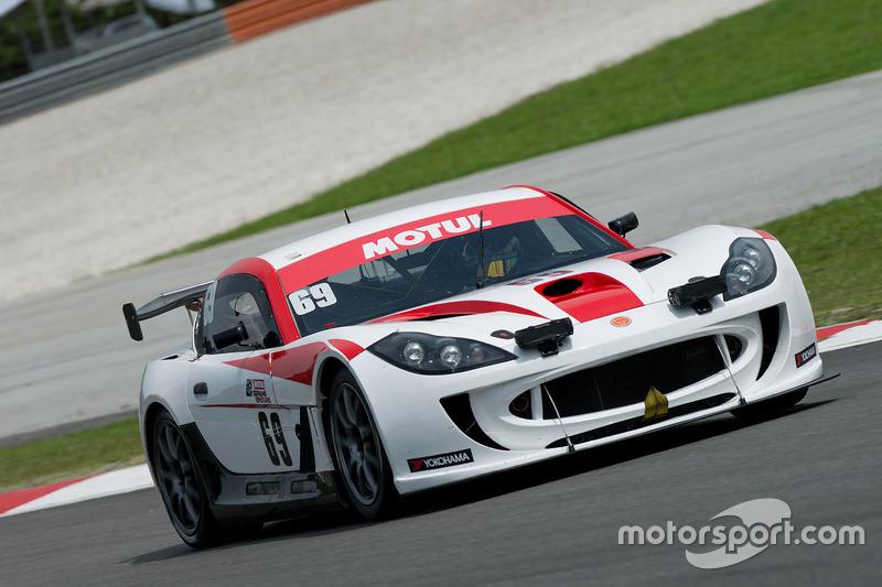 #69 Ayelzo Ecotint Racing, Ginetta G55 GT4, Zen Low, Darren Burke, Dan Wells