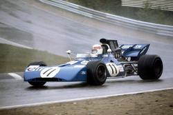 Jackie Stewart, Tyrrell 003-Ford