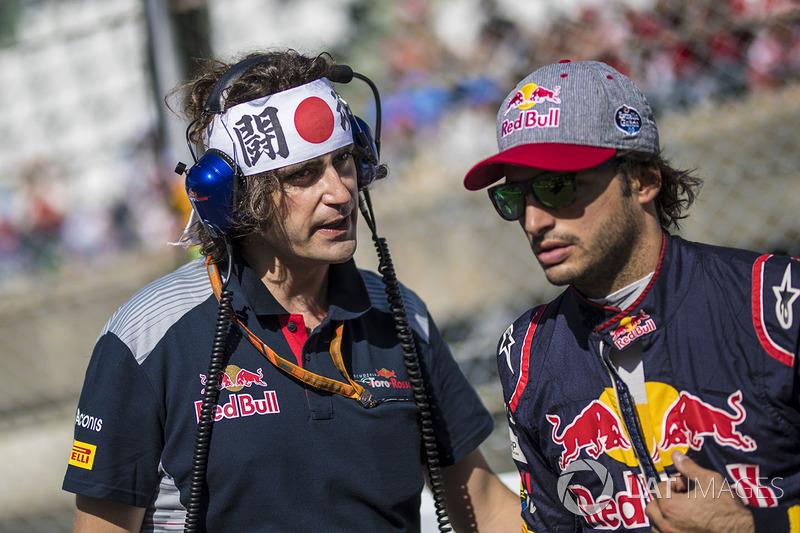 Toro Rosso'da en çok yarışan ikinci pilot