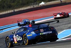 #90 TF Sport, Aston Martin V8 Vantage: Salih Yoluc, Euan Hankey, Nicki Thiim
