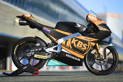 Bike of Adam Norrodin, SIC Racing Team