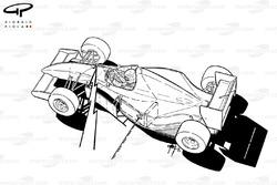 McLaren MP4-8 1993, visualizzazione della telemetria pit-to-car