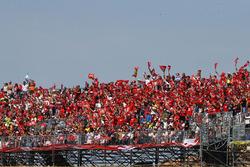 Fans von Marc Marquez