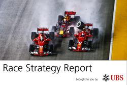Стратегічний огляд ГП Сінгапуру за підтримки UBS
