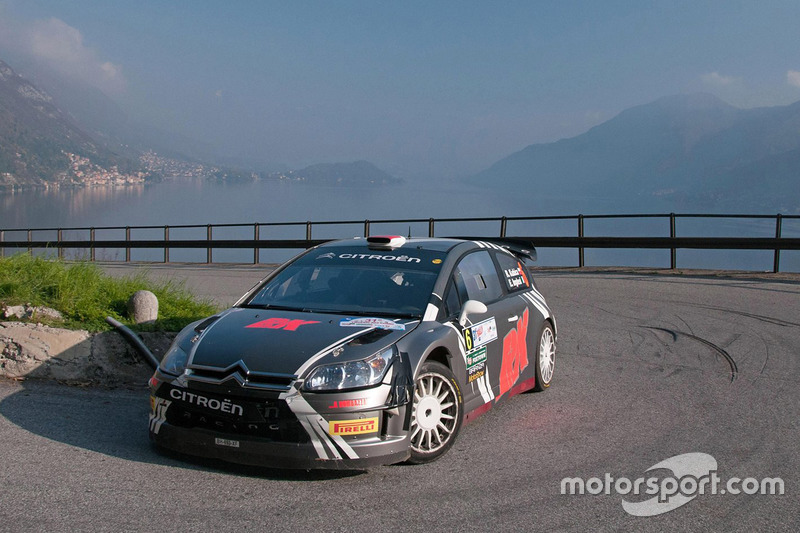 Citroën C4 WRC