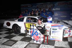 Race winner Brandon Watson