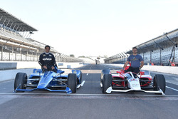 2018 chevrolet indycar. perfect indycar the 2018 chevrolet and honda indycar with juan pablo montoya oriol  servia to chevrolet indycar d
