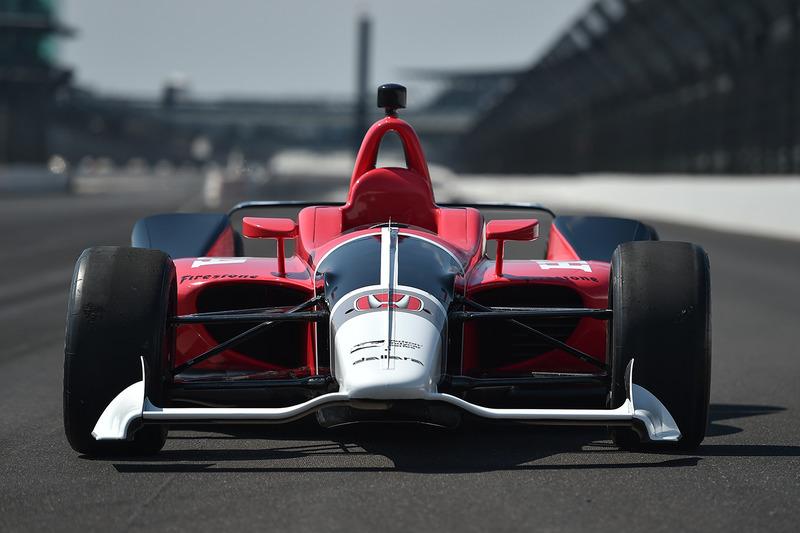 Mobil IndyCar Honda 2018
