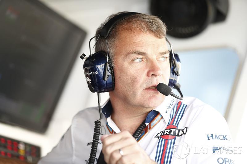 David Redding, Team Manager, Williams F1