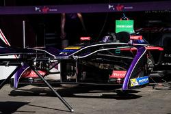 Car of Jose Maria Lopez, DS Virgin Racing