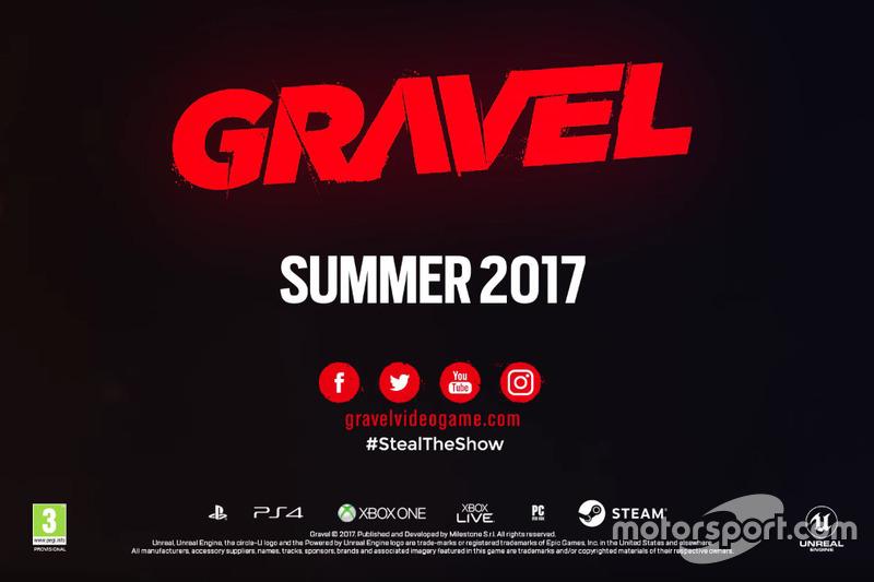Logo Gravel