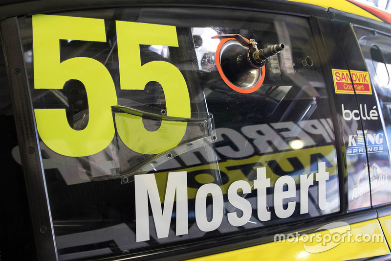Detail vom Auto, Chaz Mostert, Rod Nash Racing, Ford