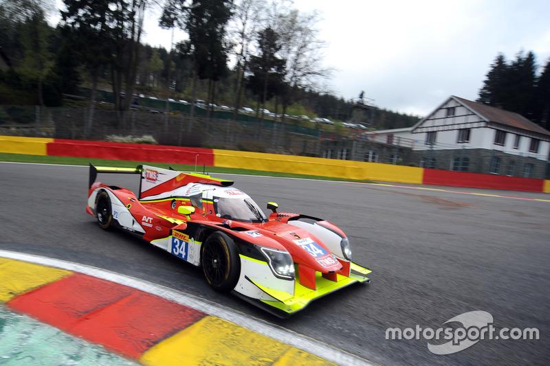 6. LMP2: #34 Tockwith Motorsports, Ligier JSP 217