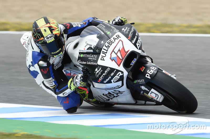 19. Karel Abraham, Aspar Racing Team