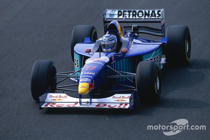 #17: Norberto Fontana, Sauber, C16