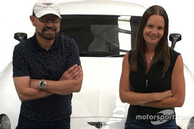 Heretic Autosport driver announcement