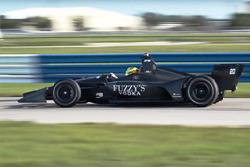 Spencer Pigot, Ed Carpenter Racing Chevrolet (Screenshot)
