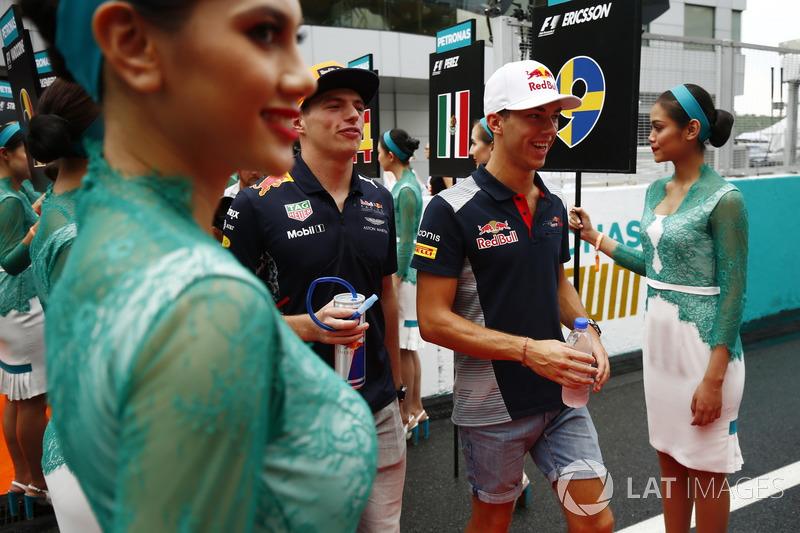 Макс Ферстаппен, Red Bull Racing, П'єр Гаслі, Scuderia Toro Rosso