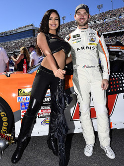 Daniel Suárez, Joe Gibbs Racing Toyota, Monster chicas