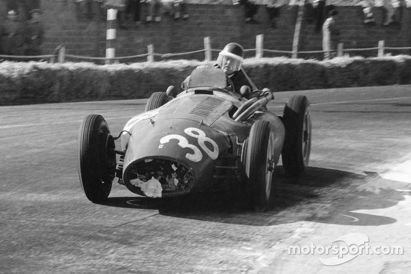 1953-1954: Mike Hawthorn, Ferrari 553 Squalo