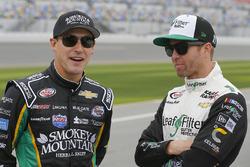 Daniel Hemric, Richard Childress Racing, Chevrolet; Blake Koch, Chevrolet