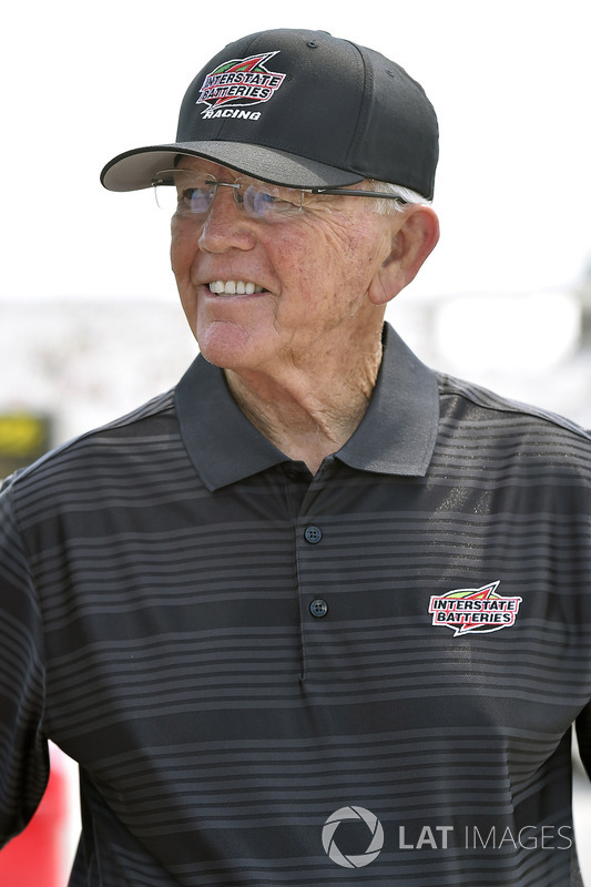 Coach Joe Gibbs