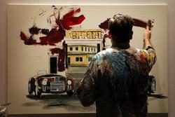Ferrari painter