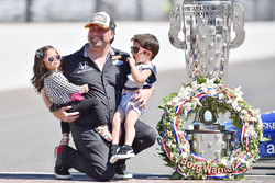 Michael Andretti, dueño del equipo ganador