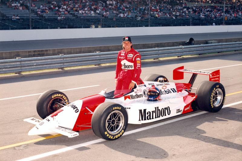1993- Emerson Fittipaldi