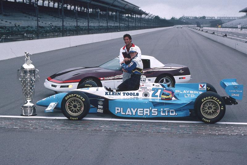 1995: Jacques Villeneuve