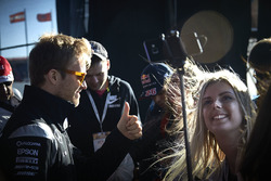 Nico Rosberg, Mercedes AMG F1 Team con i fan