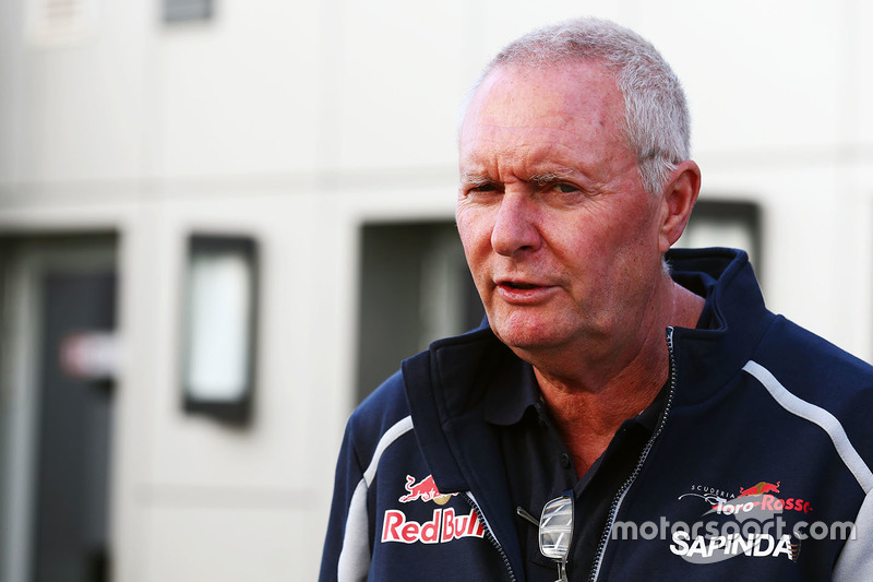 John Booth, Scuderia Toro Rosso Director of Racing