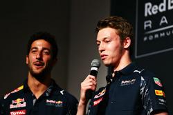 Даниил Квят и Даниэль Риккардо, Red Bull Racing