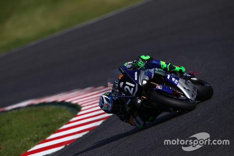 #21 Yamaha Factory Racing Team