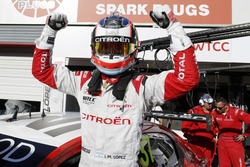 Ganador de la poler José María López, Citroën World Touring Car Team, Citroën C-Elysée WTCC