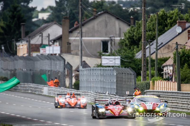 #34 Race Performance Oreca 03R Judd: Ніколас Лайтвілер, Дждеймс Вінсло, Шідзі Накано