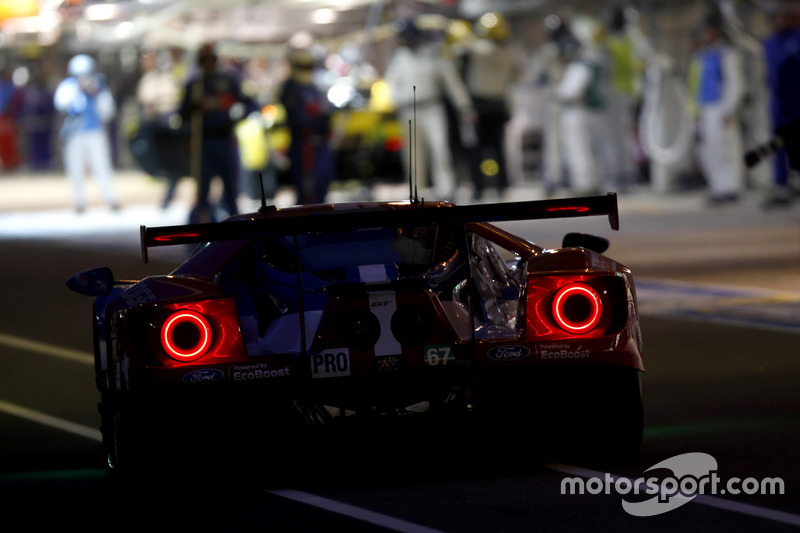 #67 Ford Chip Ganassi Racing, Ford GT