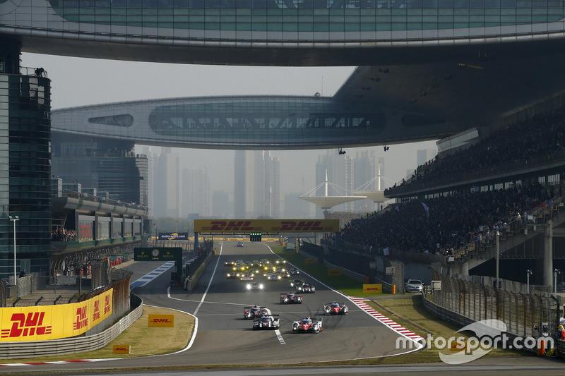#1: Groß, größer, Shanghai!