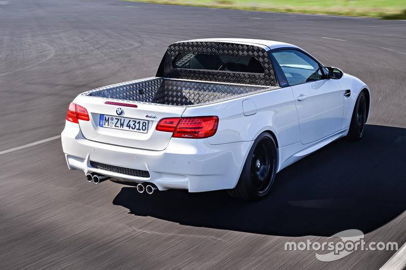 BMW M3 Pickup, Konzeptfahrzeug 2011