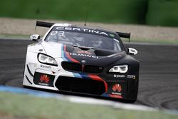 #20 Schubert Motorsport, BMW M6 GT3: Jesse Krohn, Martin Tomczyk.