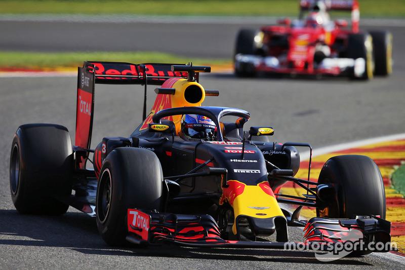 Designstudie: Red Bull RB12 mit Halo
