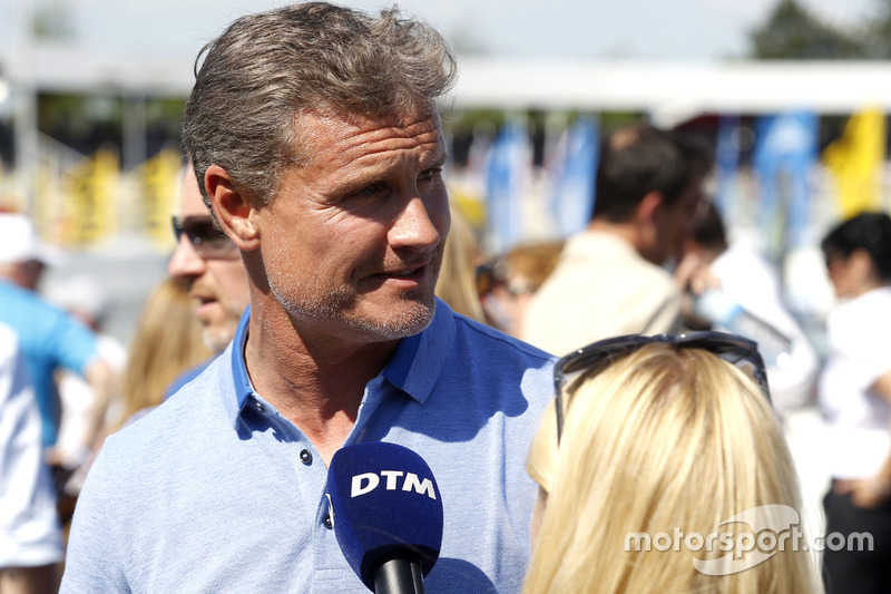 David Coulthard - Schots nationale elftal
